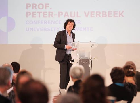 Conference Chair Peter-Paul Verbeek
