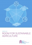 Coverphoto advisory report Room for Sustainable Agriculture