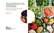 Sustainable and Healthy and : Working together towards a sustainable food system