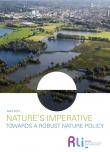 Coverphoto advisory report Nature's Imperative