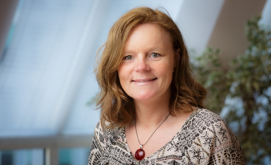 Portrait Anneke Verschoor