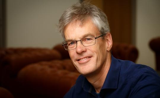 portret Bart Thorborg