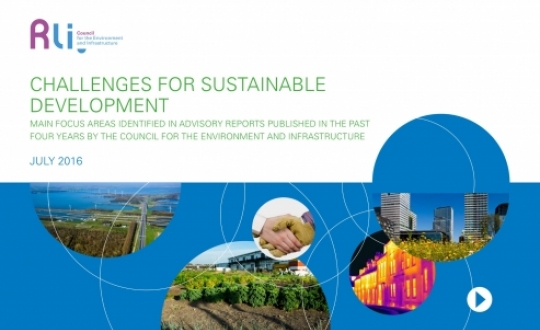cover Challenges For Sustainable Development