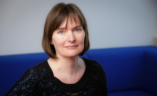 Portrait Dominique Blom