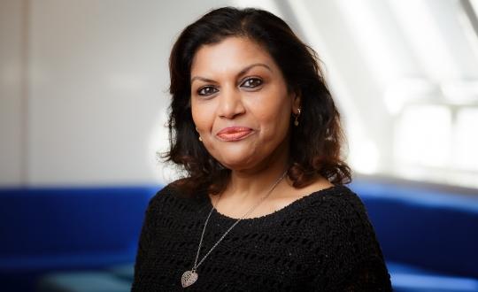 Portrait Hanna Bholai