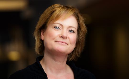 Portrait Katja de Vries
