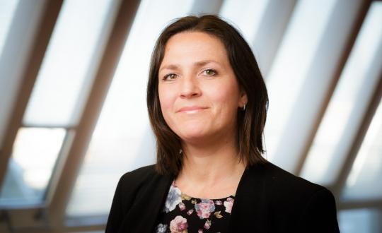 Portrait Linda van Asselt