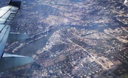 Aerial photo Schiphol/Amsterdam Metropolitan Region