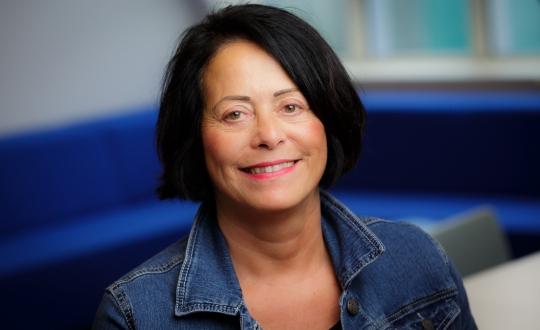Portrait Monique van Staden