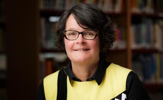 Portrait Nicole van Buren