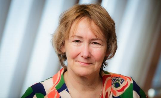 Portrait Yvette Oostendorp